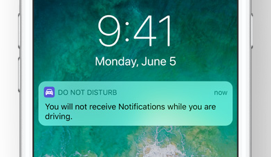 How your iPhone could know when you're in a moving car