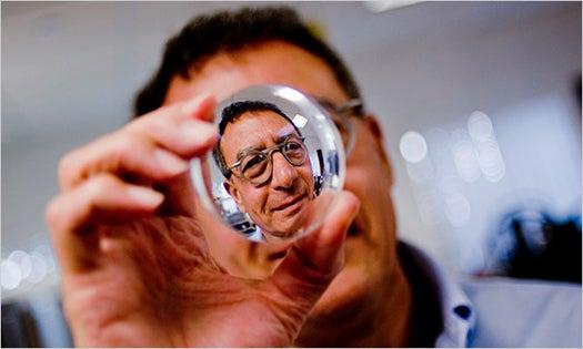 TruFocals Use Liquid Lens for Adjustable-Focus Eyeglasses