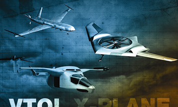 DARPA Wants To Invent An Aircraft That Hovers Like A Helicopter But Flies Like A Plane