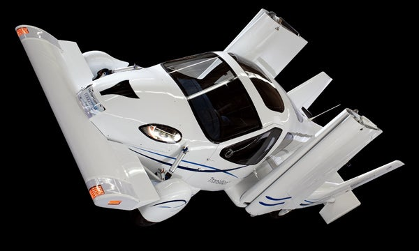 The Flying Car Gets Real