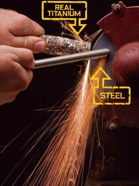 Titanium or Plain Ol' Steel?