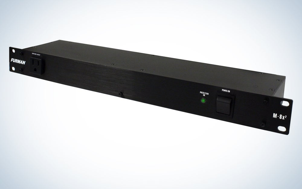 Furman M-8X2 Power Conditioner and Surge Protector