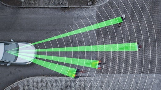 Volvos Now Detect And Brake For Cyclists