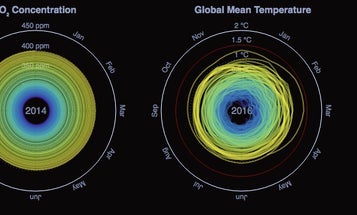 An Easy-To-Understand Climate Change Visualization