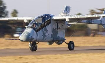 Boeing Will Arm South Africa's Weird Plane