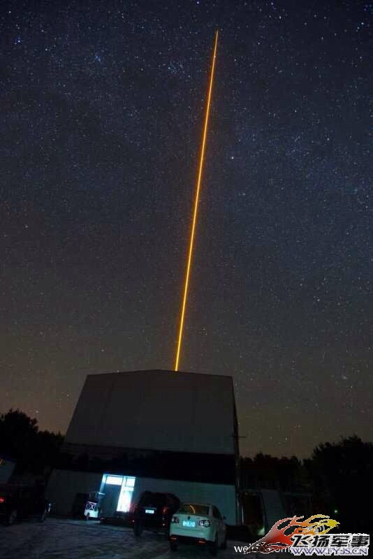 China Laser Space