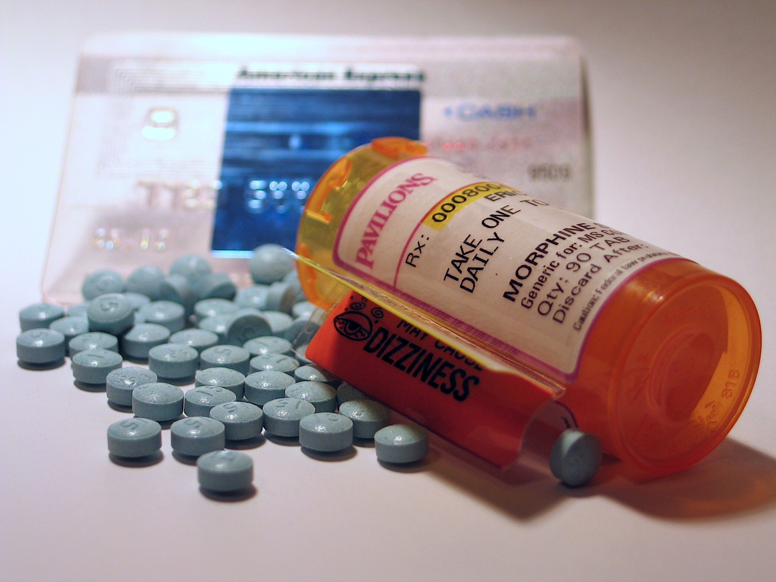 Small Doses Of Opioids Could Prevent Suicide