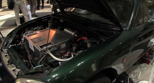 Video: Japanese Researchers Build an EV Engine That Contains No Rare Earths