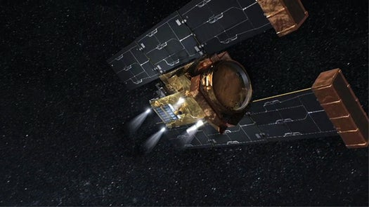 Tonight, NASA's Stardust Spacecraft Executes One Final Burn