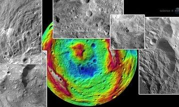Is Vesta Actually a Planet Posing as an Asteroid?
