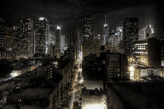 Laser Scanning Flyovers of NYC Will Yield Most Accurate 3-D Map