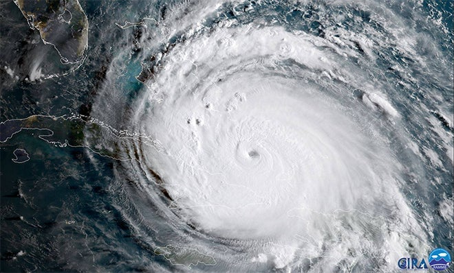 The conditions to blame for 2017's wildly destructive hurricane season