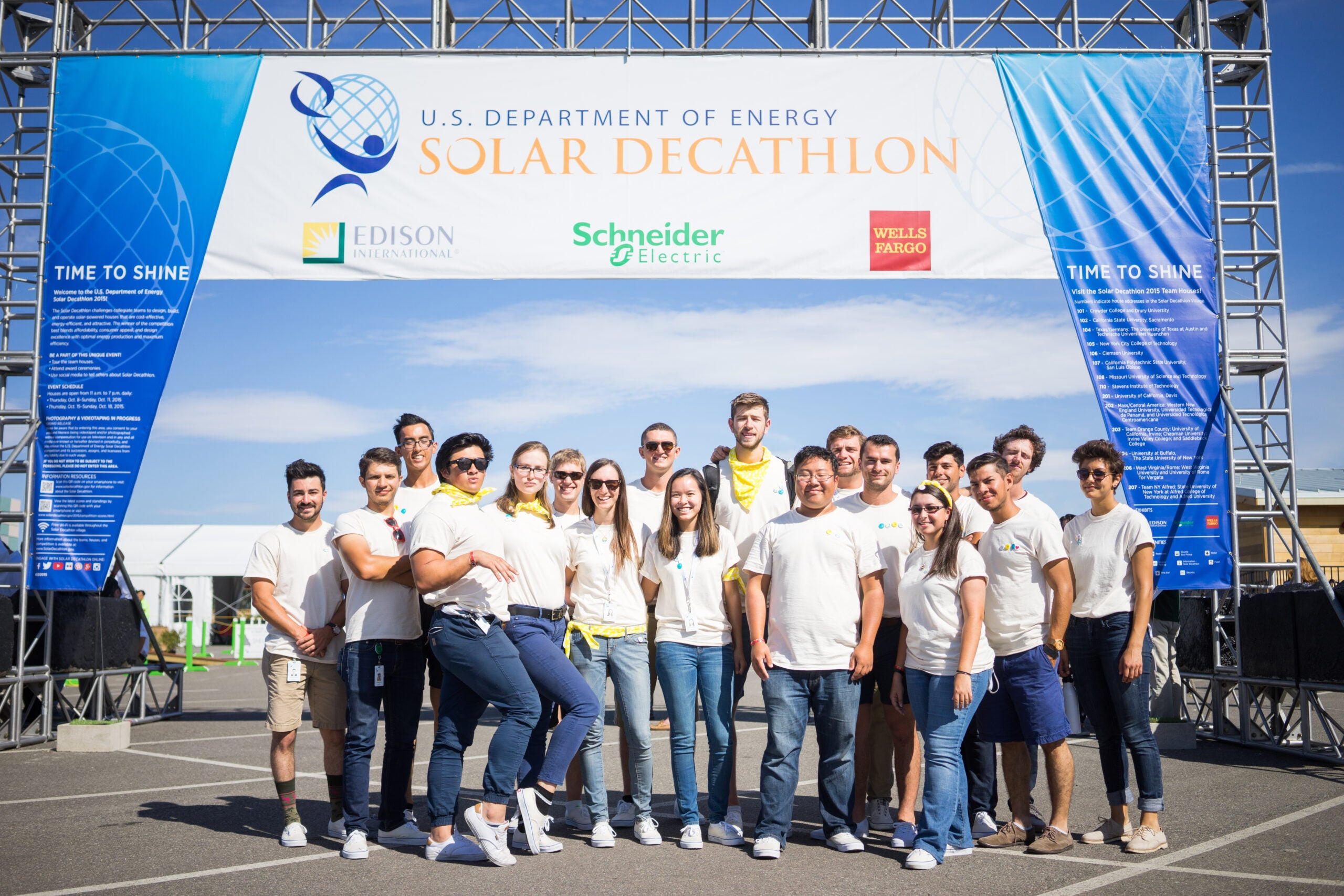 Solar Decathlon Game Time!