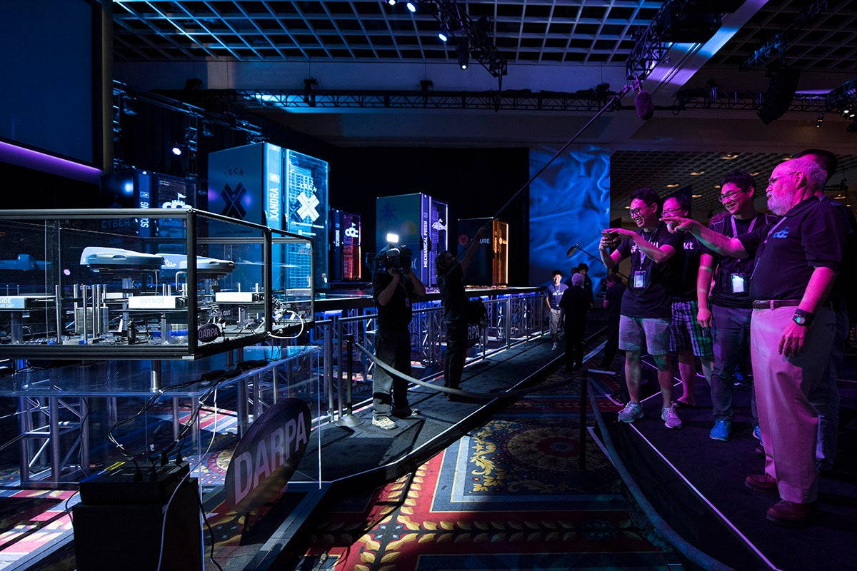 DARPA's Cyber Grand Challenge Ends In Triumph