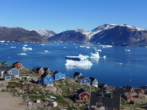 How Climate Science Gets Done In The Icy Fjords of Greenland