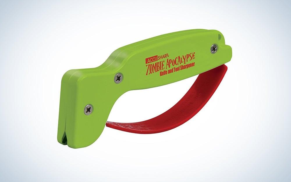 Accusharp Zombie Apocalypse Knife and Tool Sharpener