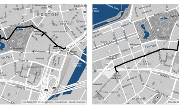 Algorithm Maps The Most Beautiful Route To Where You're Going