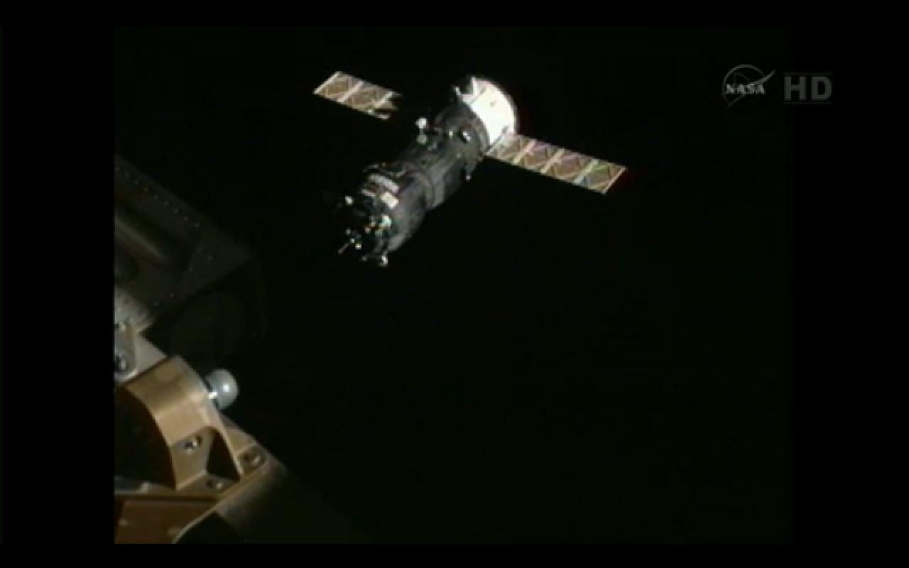 Russian Robotic Spacecraft Completes First Same-Day Docking at ISS, Just Six Hours After Launch