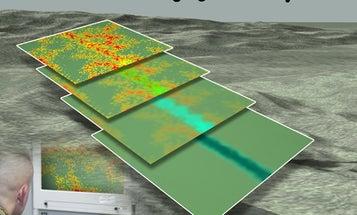 To Locate Underground Threats, Lockheed Scans Subterranean Gravity Signatures