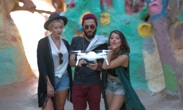 Breeze Drone Is Made For Selfies
