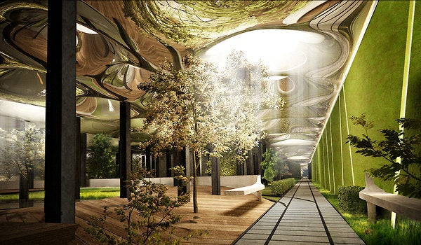 You Can Fund a Futuristic Underground Park in the Lower East Side