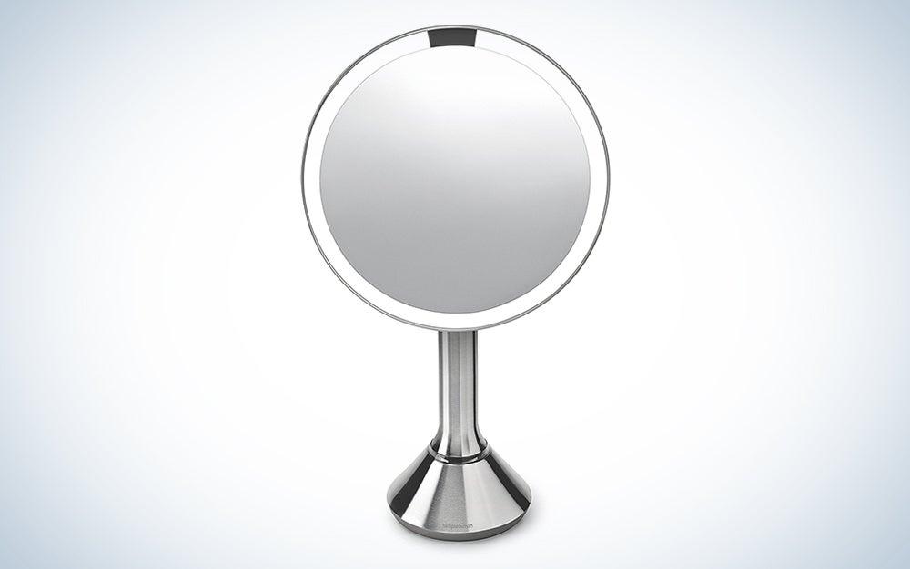 Simplehuman Stainless Steel Sensor Mirror