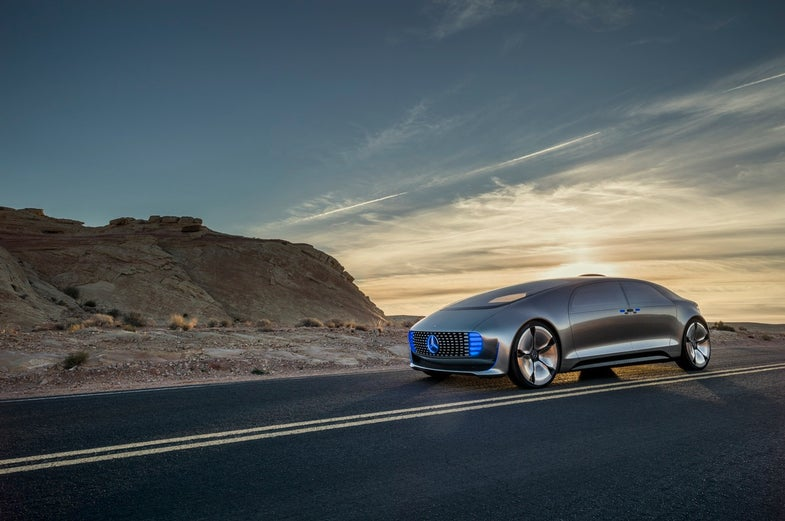The Coolest Car Tech We Saw At CES 2015