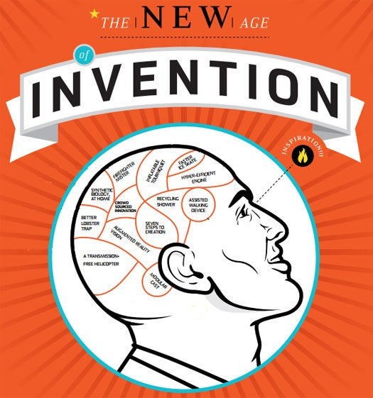 The New Age of Invention