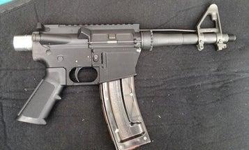 A Blueprint to Let Anyone 3-D Print an Open-Source Gun At Home