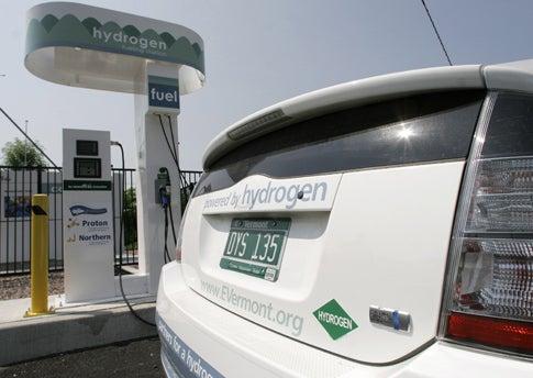 """""""Hydrogen"""