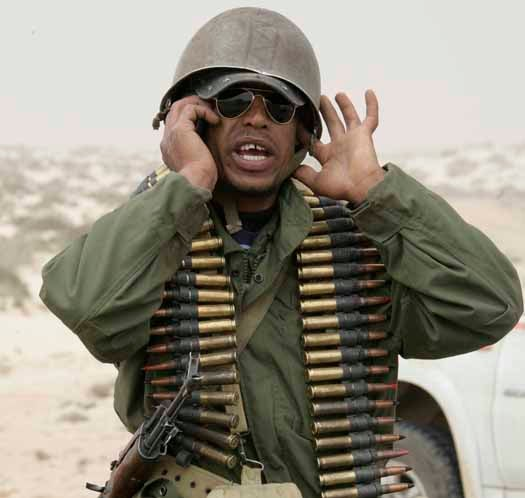 With a Massive Hardware Hack, Libyan Rebels Hijack Disabled Cell Phone Network