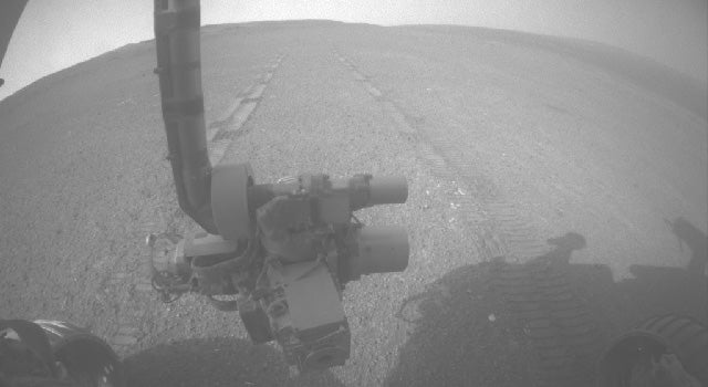 Mars Rover Opportunity Travels Farther Than A NASA Vehicle Has Ever Traveled On Another Planet