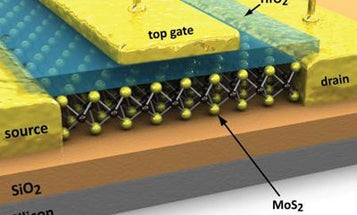 Future of Electronics: Single-Layer Molybdenite Transistors Trump both Silicon and Graphene