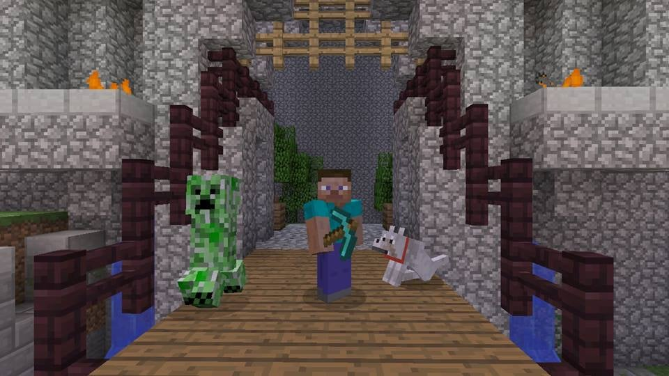 Minecraft Is Coming To Oculus Rift In 2016
