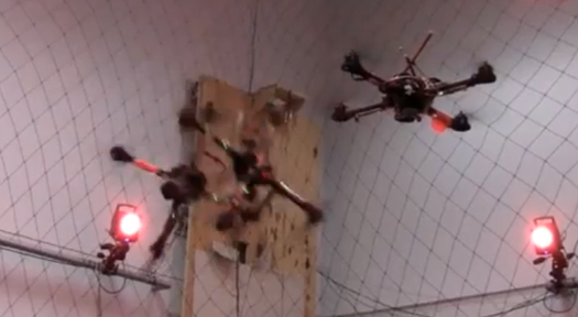 Video: A Blooper Reel of GRASP Lab Quadcopter Calamities