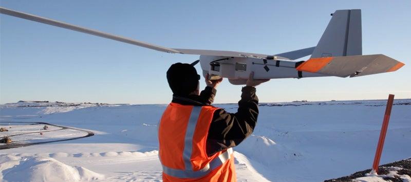 Coast Guard Uses Drones To Find Icebreakers In Antarctica