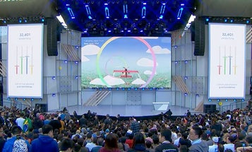 All the cool new stuff from Google's 2018 I/O developers conference