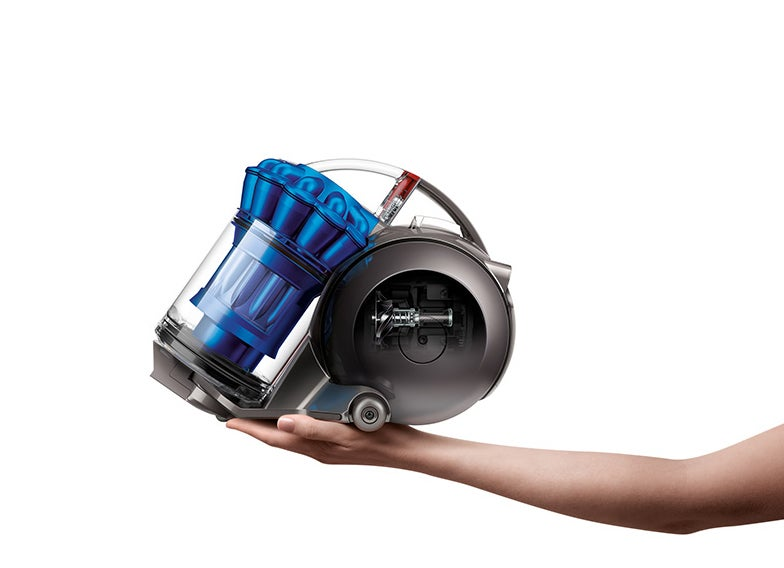 New From Dyson: A Tiny Vacuum For City People