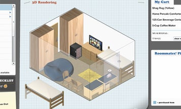 DesignYourDorm Brings College Move-In Day Online With 3-D Modeling