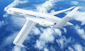 Airbus Plane of the Future Concept Has Smart Fuselage, See-Through Walls