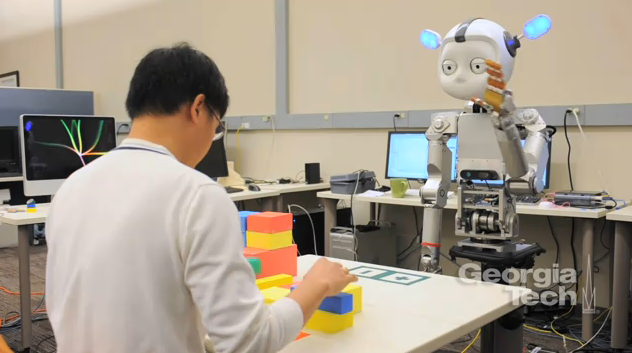 Video: Simon the Robot Can Tell When It's Being Ignored, And Try To Get Your Attention
