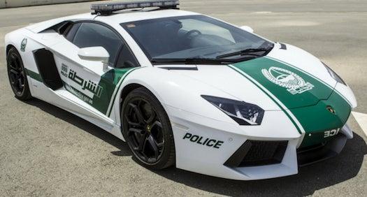 The Dubai Police Are Getting A Lamborghini