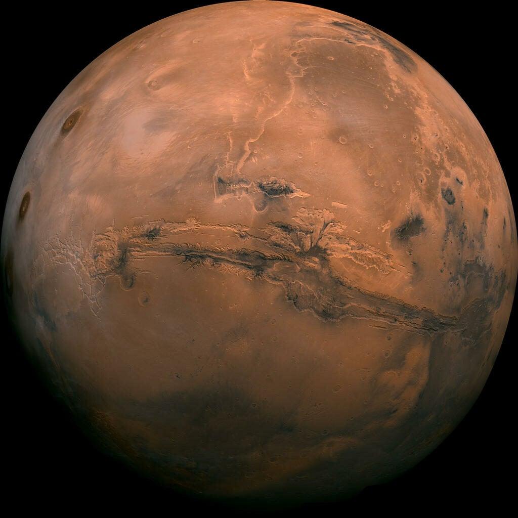 """""""Mars"""