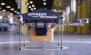 Amazon Wants To Begin Drone Deliveries As Soon As They're Legalized