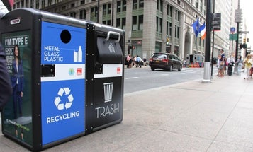 New York's Garbage Cans Will Turn Into Wi-Fi Hotspots
