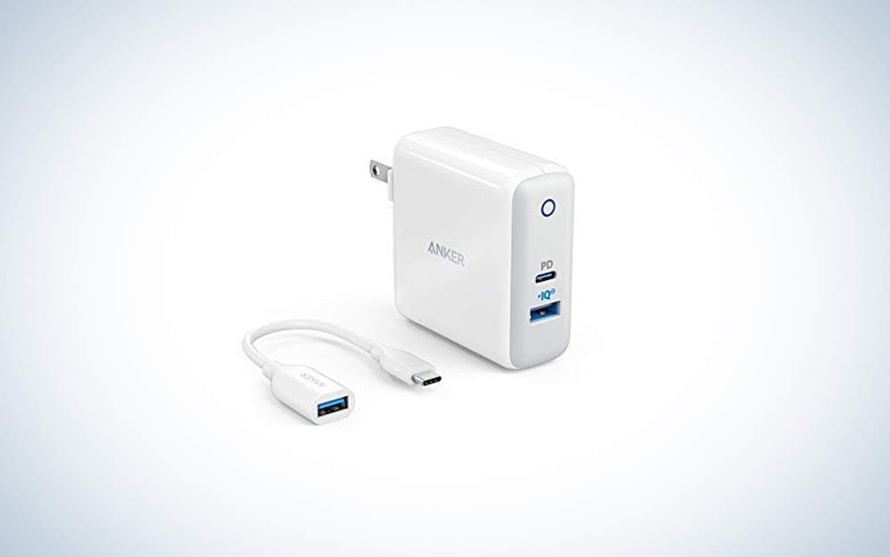 Anker intelligent wall charger
