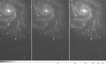 Brand-New Supernova Spotted Within Hours, Will Be the Most-Studied Star Explosion Ever