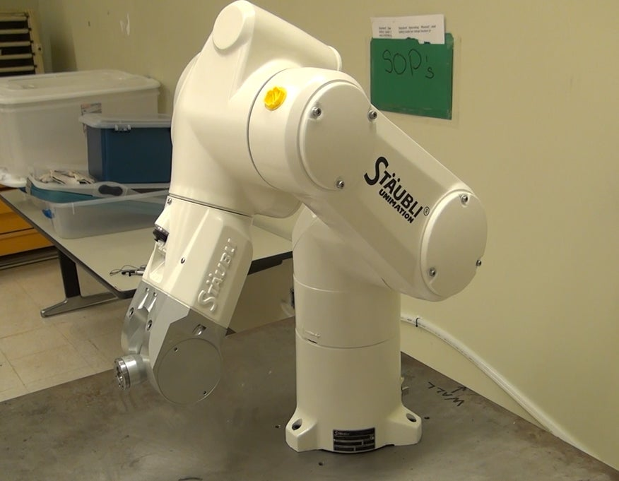 GE's Hospital Robot Could Reduce Human Errors And Save Lives