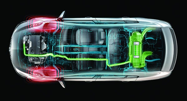 GM eAssist: Hybrid Efficiency Comes to GM Cars–for Free