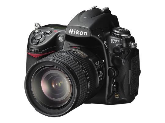 Fun With Nikon's D700 SLR